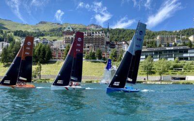 Longtze Regatta in St. Moritz