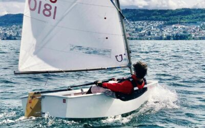 SYH Junioren an den Zürichsee – Regionalregatten